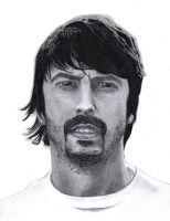 Dave Grohl by Bouncer2000