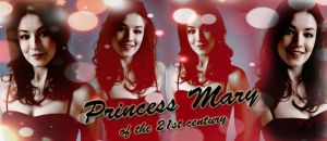 """Princess Mary"" of 21st centur by lady-andra"