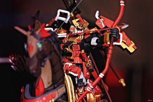 Shin Musha Gundam by Mr-Vin