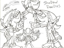 Shadow Doodles by SONICJENNY