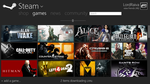 Steam App for Windows 8 by LordRaiva
