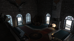 Inquisitor's Quarters by MadamGoth