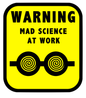 Mad Science by JediArtisan