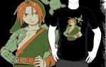 Legend of Elric Shirt by Jiiri