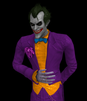 BAA - The Joker Animated Series - First Look by Postmortacum
