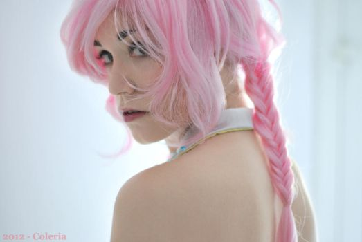 Pink Fishtail by Coleria