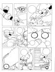 Pg5 of KaBOOM! Regular Show Submission by spaceboystudios