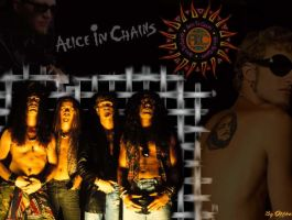 Alice in Chains by offka