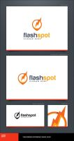 Flash Spot Logo Template by LogoSpot