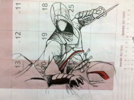 SLENDER CREED (also known as Altair ... (2)) by Indiana8Jones
