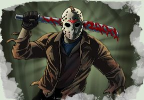 Friday the 13th by 66lightning
