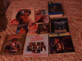 my mj books by filmcity