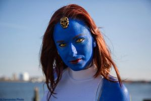 Mystique by SticthedupScarecrow