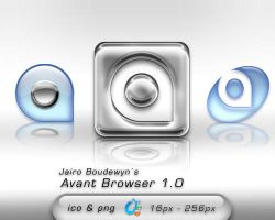 Avant Browser ver1 by weboso