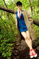 10th Doctor: Rule-63 by illiara