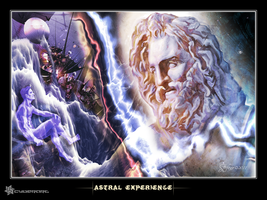 Astral Experience by raysheaf
