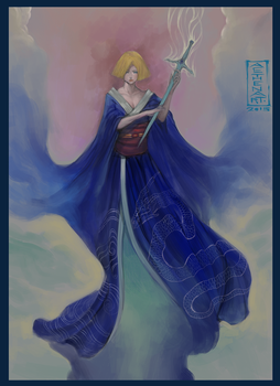 Swordsong by PaineCryer