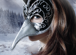 Winter Masquerade by AnOtherSunrise