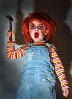 Halloween is Childs play part by Harpyimages