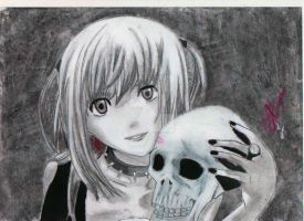 Misa Misa ( Death Note) by Dunkelvolkz