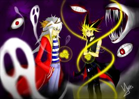 Com: Darkness Clash by Yami-No-Spirit-luver