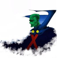 J'onn J'onzz | Martian Manhunter by croppy