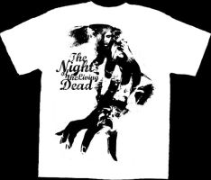 Night of the Living Dead Wt by willblackwell