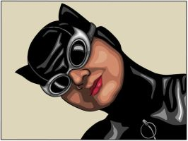 Catwoman by Benkner
