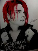 Gerard Way by Kolac666