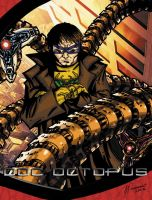 Doctor Octopus 2003 by mdavidct