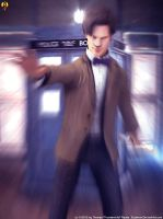 Hello, i'm the Doctor by Euderion