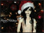 Happy Holidays by Dark-Lady-Veerle