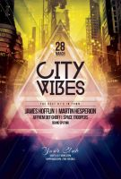 City Vibes Flyer by styleWish