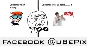 Le Dexter after 20 years by dxdiagbg