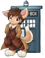 The Doctor Roo by MalisVitterfolk
