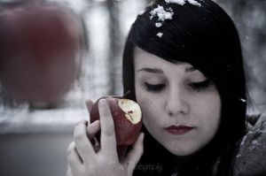 Snow White III by NanaPHOTOGRAPHY