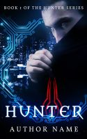 Hunter Premade Cover by Everpage