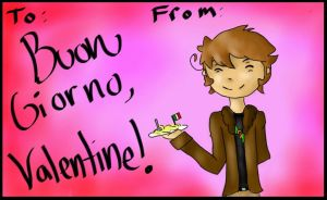 Fandombound Valentine - Hetalia by Snipperss