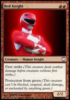 Red Knight by tuanews