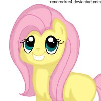 Small Fluttershy by Leslers