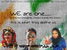 We Are One by sikandarnirmal