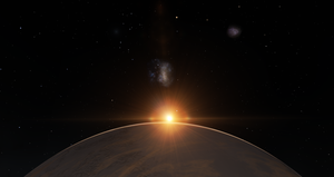 SPACE ENGINE Exploration Log 19: Midnight Dawn by TuberculosisGeorge
