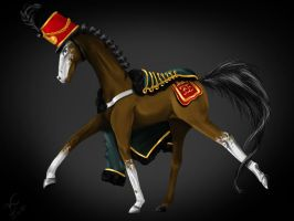 Hungarian Hussar by Gem88