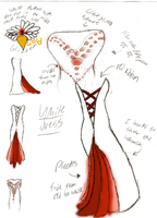 Laura's dress by sanr4