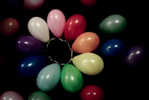 Balloons by Quaay