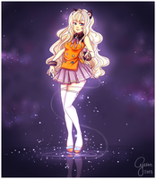 Vocaloid SeeU by Cyarin