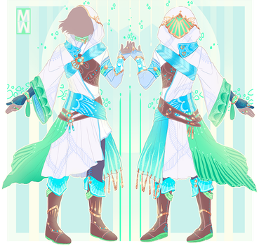 :Comm: Outfit for Mumbles by MMtheMayo