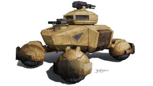 Urban Assault Vehicle by RC-draws