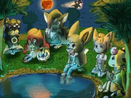 Harvest moon pic 1 by Bread-Crumbz