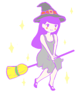 Witch by atomickelsey